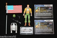 GI Joe Hasbro 50th Chase for Mass Device 3 Pack Duke Figure Complete Mint