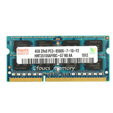 New Hynix  4GB PC3-8500 DDR3-1066MHz 204Pin Laptop Memory RAM so-dimm
