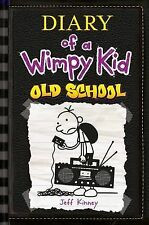 DIARY OF A WIMPY KID - Old School - By Jeff Kinney