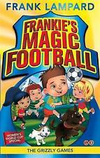 NEW  Frankie's Magic Football (11) GRIZZLY GAMES FRANK LAMPARD Women´s World Cup
