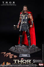 THOR THE DARK WORLD TOYS 1/6 MARVEL MMS225 LIGHT ASGARDIAN ARMOR SIDESHOW NEW