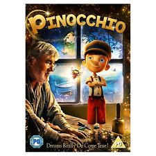 Pinocchio [DVD] 2015] Mario Adorf Walt Disney Classic New Sealed