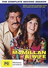 Mcmillan and Wife the Complete Season 2 DVD