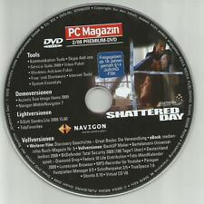Shattered Day - Ein schlechter Tag / PcMagazin-Edition 02/09 / DVD-ohne Cover