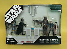 StarWars 30th Anniversary Col.  (Battle Packs) - BETRAYAL AT BESPIN