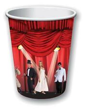 CUP 9 oz HOLLYWOOD AWARDS OSCARS AT THE MOVIES THEMED PARTY DECORATIONS