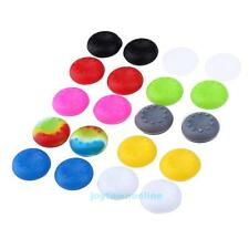 20pcs Thumb Stick Grips Rubber Silicone Cap For PS4 PS3 PS2 XBOX 360 ONE