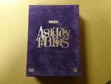 8-DISC DVD BOX / ABSOLUTELY FABULOUS - SERIES 1 - 5 ( BBC )