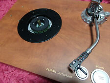 MINT  DENON DP-500M Direct Drive Turntable Analogue Record Player