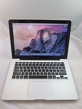 "APPLE MACBOOK PRO MD313LL/A 13.3"" I5 2.4GHZ 8GB 480GB SOLID STATE 2011 +WARRANTY"