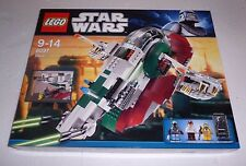 Lego Star Wars Slave I (8097) Neu/New , OVP