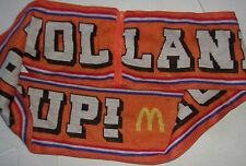ECHARPE COLLECTOR MC DONALD'S / HUP HOLLAND HUP