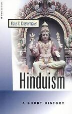 Hinduism: A Short History (Oneworld Short Guides)-ExLibrary