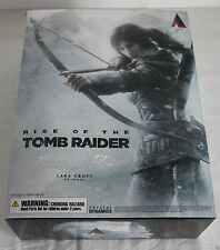 Variant Play Arts Kai Rise of The Tomb Raider Lara Croft Action Figure Statue
