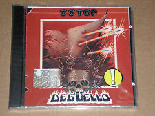 ZZ TOP - DEGÜELLO - CD SIGILLATO (SEALED)