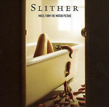 Slither: Music From The Motion Picture On Audio CD (Brand New)