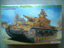 Dragon-1/35-#9044 DAK PZ.IV AUSF.F-1   IMPERIAL SERIES