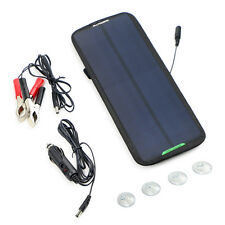 ALLPOWERS 18V 7.5W Solar Panel Car Battery Charger Maintainer 1 Year Warranty