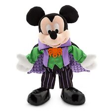 DISNEY STORE HALLOWEEN PLUSH MICKEY MOUSE VAMPIRE 2015 DISNEY PARKS AUTHENTIC