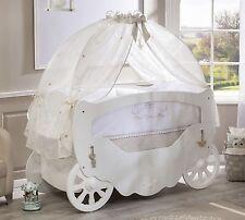 Himmelvorhang / Mosquitonetz für - DREAMS - Kutschen Babybett