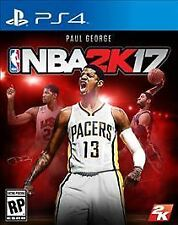 NBA 2K17 Standard Edition - PlayStation 4 NEW PS4 Game Brand Video Sealed