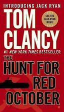 Good, The Hunt for Red October (Jack Ryan Novels), Clancy, Tom, Book