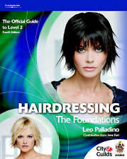 Hairdressing - The Foundations: The Official Guide to Level 2-ExLibrary