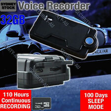 GSM Listening Device Voice Activated Audio Recorder Remote Call No Spy Hidden