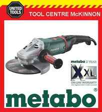 """METABO W24-230 MVT 9"""" / 230mm 2400W ANTI-VIBE ANGLE GRINDER – MADE IN GERMANY"""