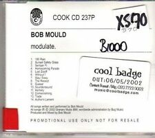 (CK74) Bob Mould, Modulate - 2002 DJ CD