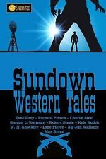 Sundown Western Tales by Zane Grey, Max Brand, Richard Prosch, Big Jim...