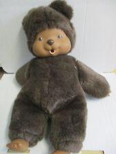 Stofftier Puppe Ost Äffchen Affe DDR Ostalgie 38 cm
