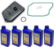 Audi a6 a8 4.2L Quattro rs6 s6 s8 Auto Transmission Filter Kit Fluid Gasket OEM