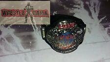 WWE Mattel Elite ECW Exclusive Championship Title Belt for Wrestling Figures