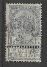 lovely old Belgium stamp - issued around 1894