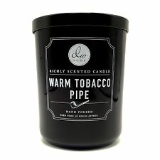 DW Home Warm Pipe Tobacco Richly Scented Candle Double Wick 15.48 Oz 56 Hours