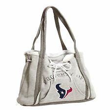 Houston Texans NFL Football Team Ladies Embroidered Hoodie Purse Handbag
