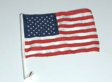 USA AUTOFAHNE / STARS & STRIPES FLAGGE - AMERIKA (america, us car flag)