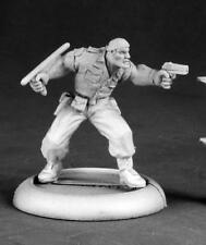 Terrell, Zombie Survivor Miniature by Reaper Miniatures RPR 50191