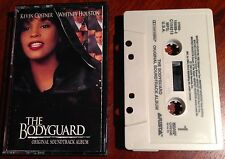 The Bodyguard Original Soundtrack Whitney Houston Cassette