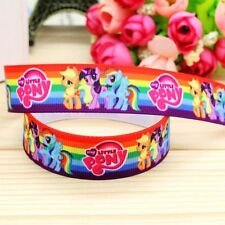 "My Little Pony Ribbon 7/8"" Wide NEW UK SELLER FREE P&P"