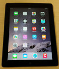 Apple iPad 4th Generation 16GB, Wi-Fi +4G Cellular (AT&T), 9.7in - Black (A1459)