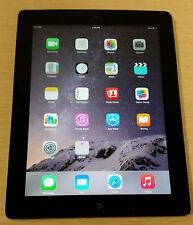 Apple iPad 4th Gen 16GB Retina Display Wi-Fi 4G AT&T 9.7in - Black (A1459)