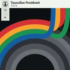Tasavallan Presidentti - Pop-Liisa 1 (Limited  colour Edition )  Vinyl  LP