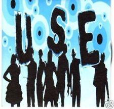 (G833) U.S.E., Open Your Eyes - DJ CD
