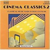 Cinema Classics, Vol 2, Various Composers, Good Soundtrack