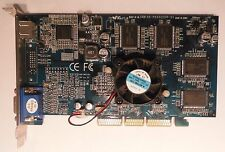 STLab Geforce 4 mx440 AGP Graphics Card 64mb