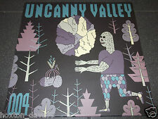 "V/A Uncanny Valley 004 12"" GERMANY 2011 Electronic ACID HOUSE Techno DOWNTEMPO"