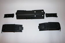 Traxxas X-Maxx Chassis Skid Plates Front Centre & Rear