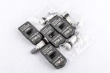 Set 4 TPMS Tire Pressure Sensors 315Mhz Metal for 10-14 Toyota Tacoma